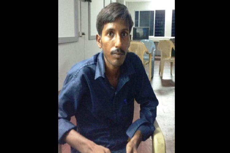 Approver Prabakaran who confessed on camera