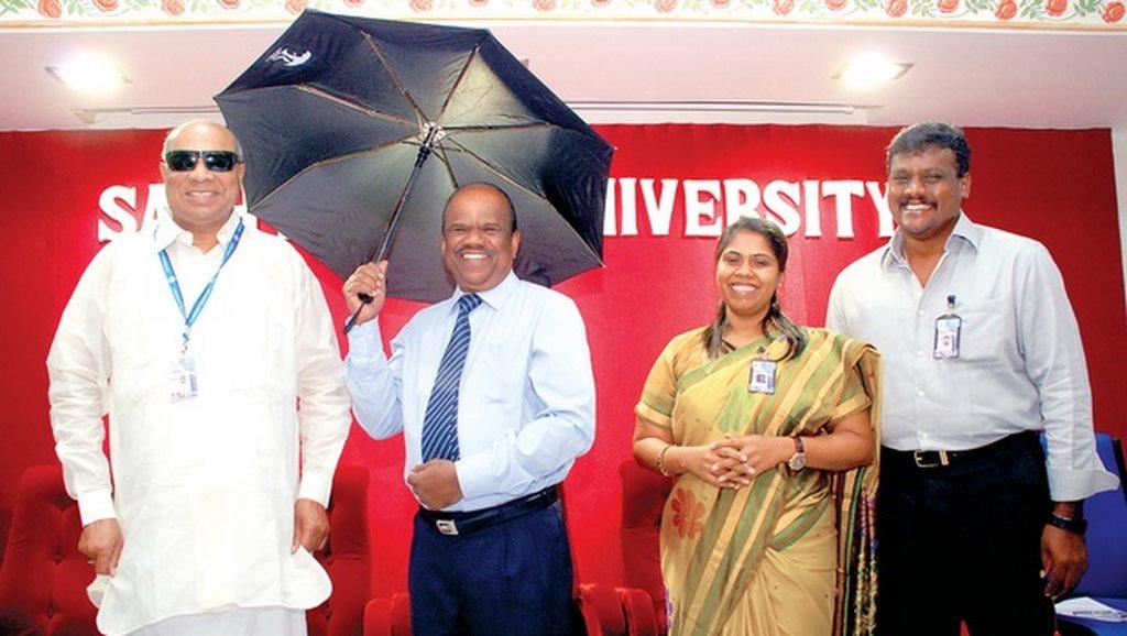 Sathyabama-University-Nano-Umbrella